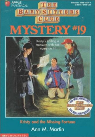 Kristy and the Baby-sitters Club investigate a century-old mystery involving