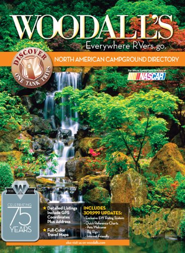 0762761350 : Woodall's North American Campground Directory, 2011