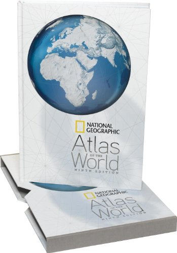 1426206348 : National Geographic Atlas of the World, Ninth Edition