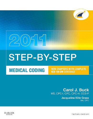 1437716431 : Step-by-Step Medical Coding 2011 Edition