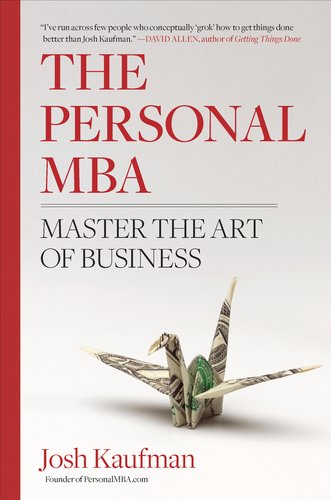 1591843529 : The Personal MBA: Master the Art of Business